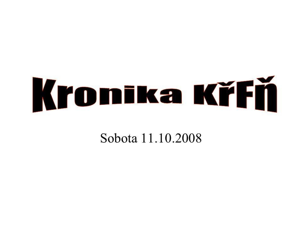 Sobota 11.10.2008
