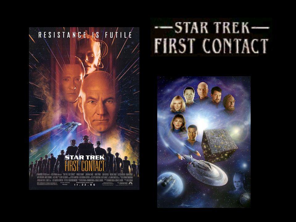 Enterprise Ent 2001 - 2005 4 sezóny, 98 epizod 45 minutách.