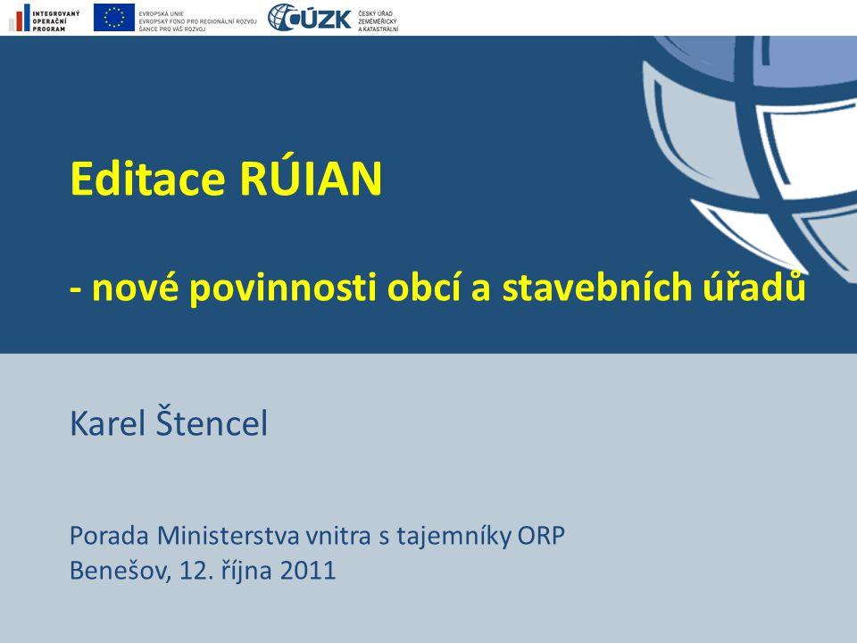 Stránka 22 22. 9. 2011 Konference Stavební úřady 2011