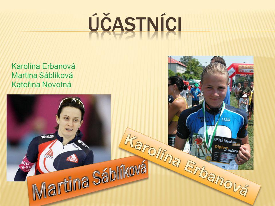 Zlatá Martina Sáblíková závod rychlobruslařek na 3 000 metrů, 15.2.2010.