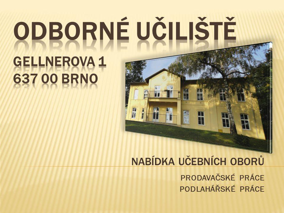 Brněnské podlahářské firmy (výběr):  LINOLL interier s.r.o.