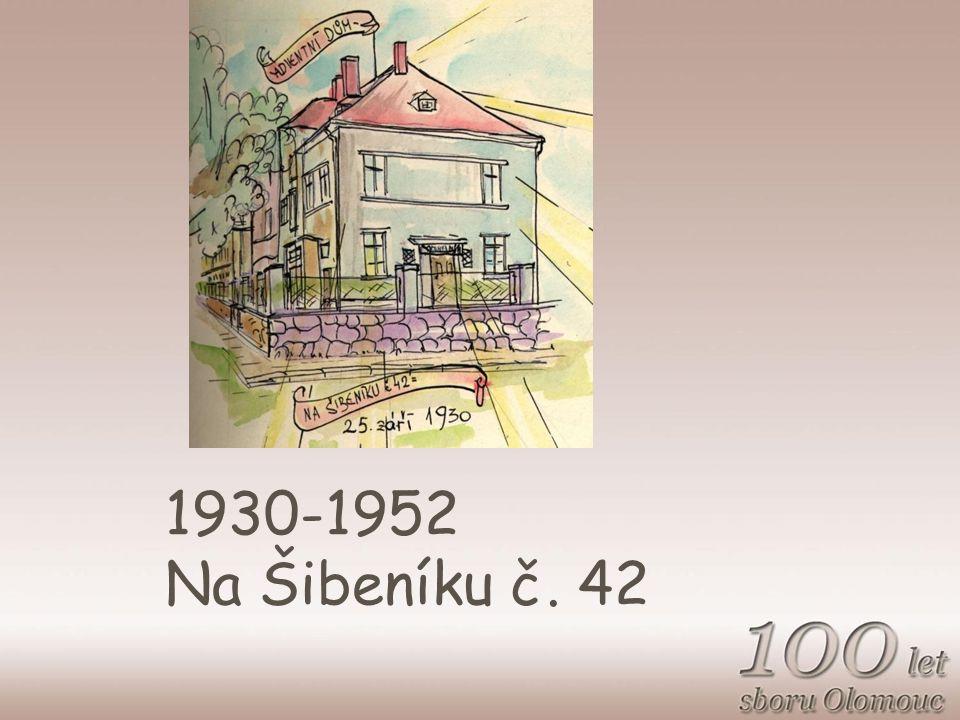 1930-1952 Na Šibeníku č. 42