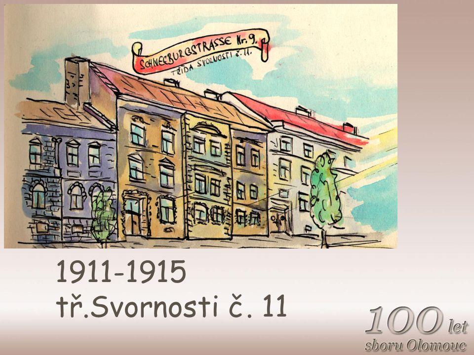 1911-1915 tř.Svornosti č. 11