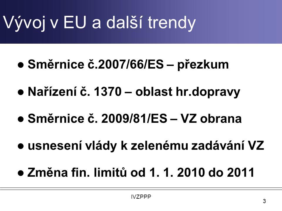 Statistiky IVZPPP 14