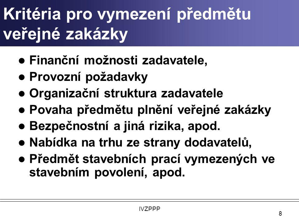 Zadávání VZ a zakázek v rámci ROP Střední Morava – upozornění na úskalí Veřejné zakázky dle ZVZ se zadávají podle zákona + čl.