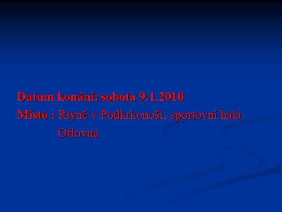 Účastníci turnaje : TJ Baník Rtyně FK Trutnov TJ Slovan Broumov So Malé Svatoňovice FK Náchod SK Sparta Úpice SK Horní Staré Město Trutnov