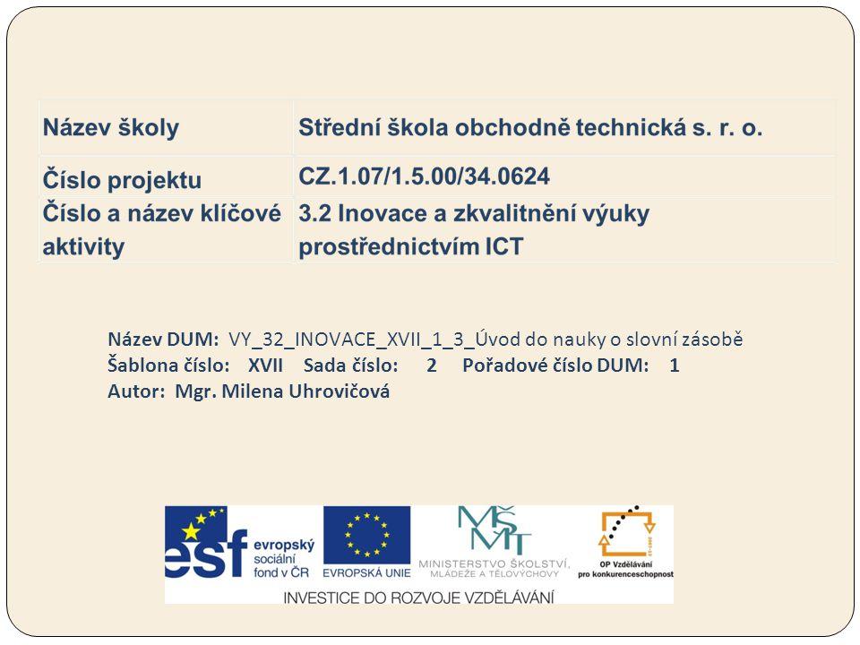SLOVNÍKY ON-LINE http://cs.wikipedia.org/wiki/Hlavn%C3%AD_strana http://cs.wikisource.org/wiki/Wikizdroje:Hlavn%C3%AD_str ana http://slovnik-cizich-slov.abz.cz/ http://www.slovnik-synonym.cz/ http://prirucka.ujc.cas.cz/ http://ssjc.ujc.cas.cz/ http://www.lingea.cz/elektronicke-slovniky.asp http://slovniky.lingea.cz/Home.aspx?set=czcz&n=7fffff http://translate.google.cz/