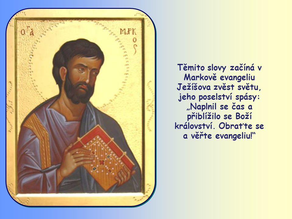 """""""Obraťte se a věřte evangeliu! (Mk 1,15)"""