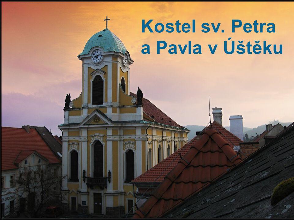 Kostel sv. Petra a Pavla v Úštěku