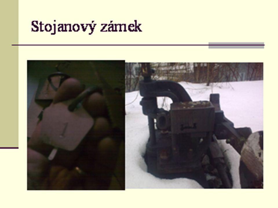 EMZ, zámek jednoduchý a kontrolní