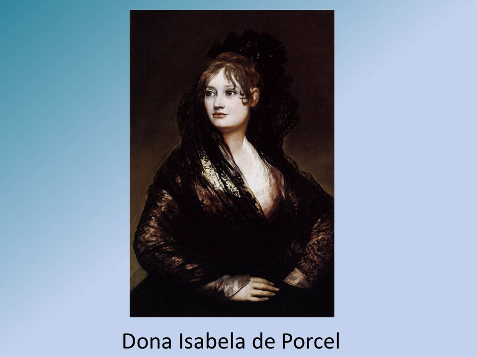 Dona Isabela de Porcel