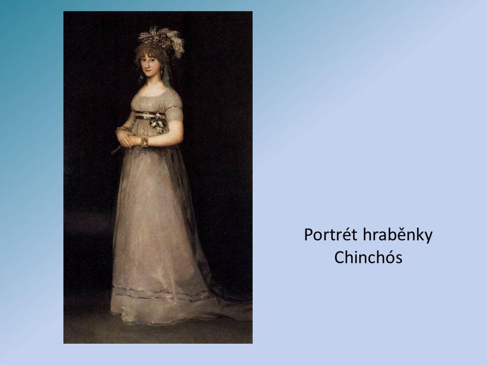 Portrét hraběnky Chinchós