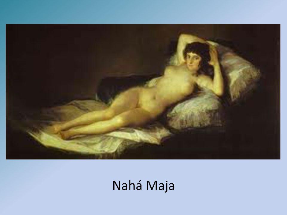 Oblečená Maja