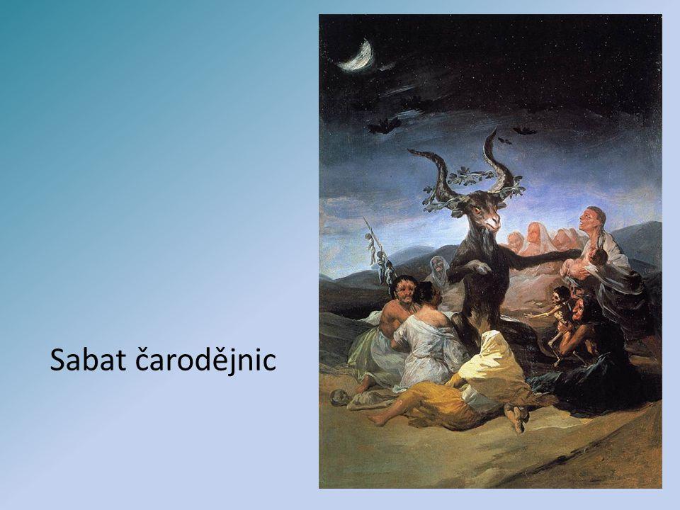 Sabat čarodějnic