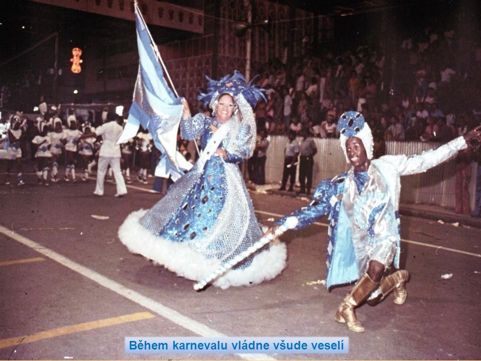 V ulicích Ria únor 1979