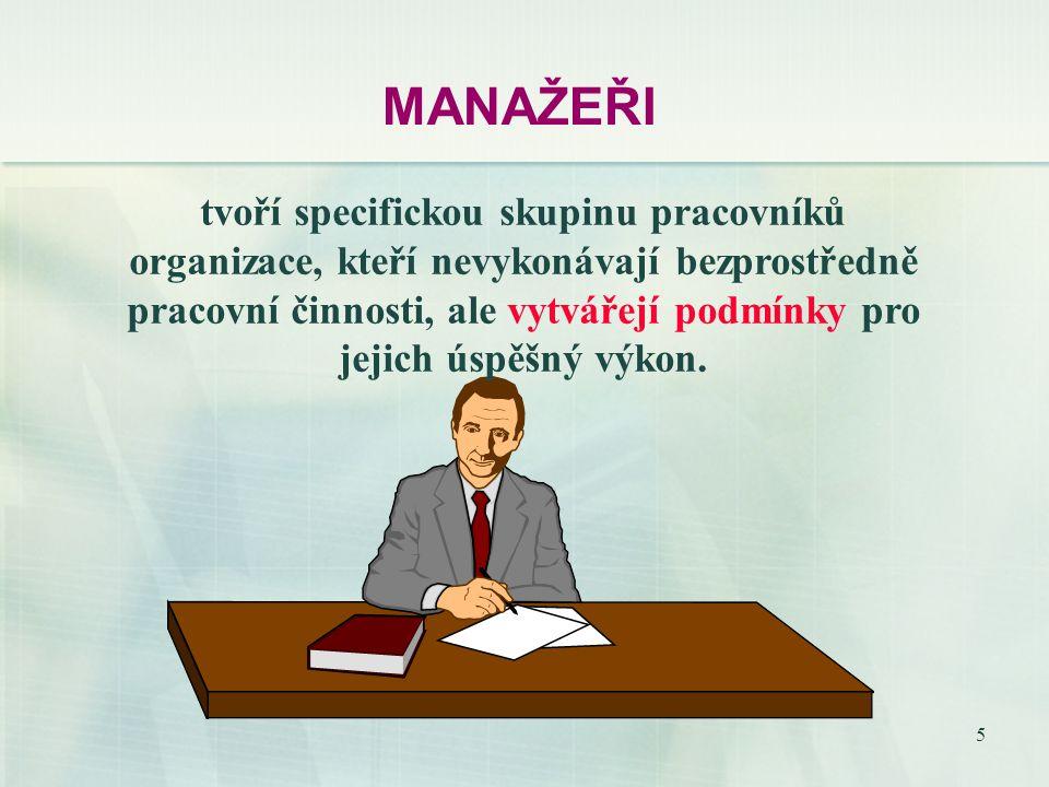 4 Existuje pouze jeden správný způsob managementu podnikání? Teorie managementu, vycházející z počátku 20.století nelze aplikovat bez výrazných změn j