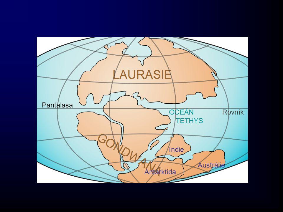 Pantalasa Indie Austrálie Antarktida