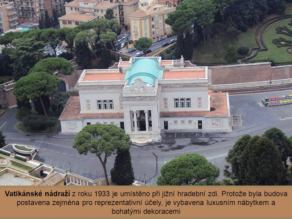 Rádio Vatikán či Vatikánský rozhlas je oficiální rozhlasová stanice Vatikánu, kterou na přání papeže Pia XI. vybudoval slavný italsko-irský vynálezce