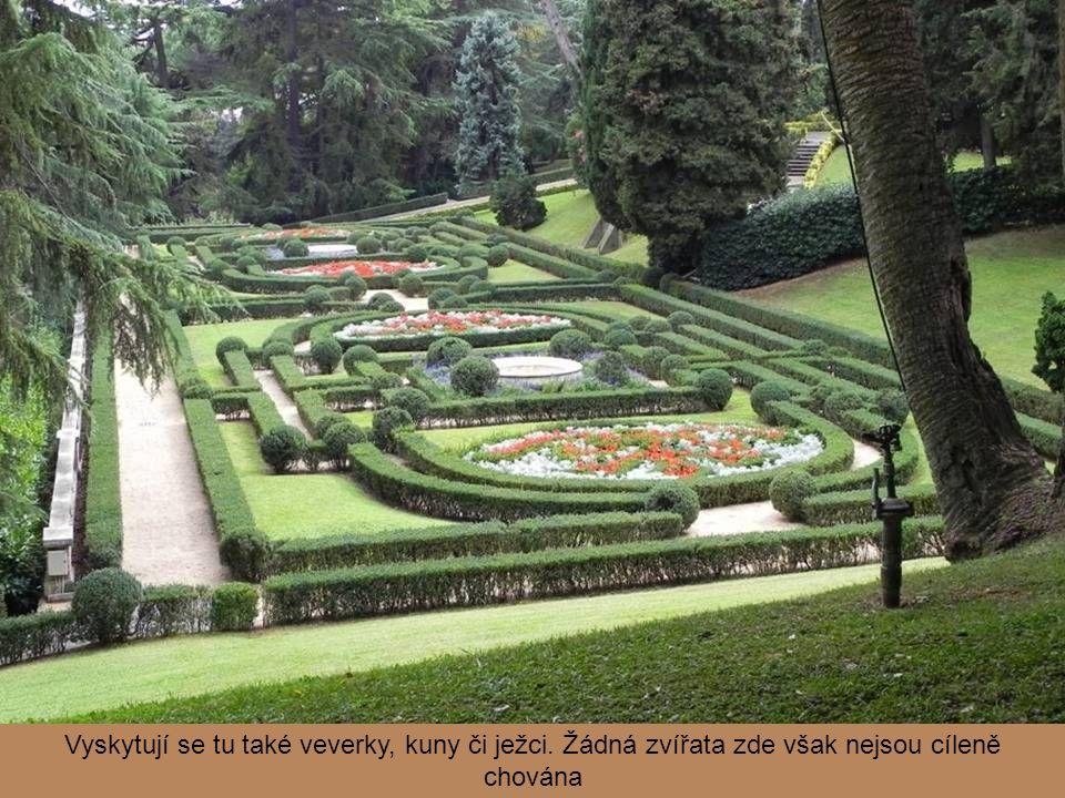 Zahrady obývají běžné i vzácnější druhy ptáků, žáby a užovky