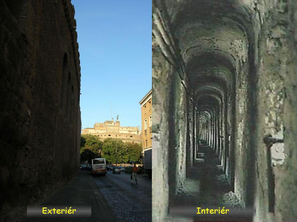 Hrad Castel Sant Angelo