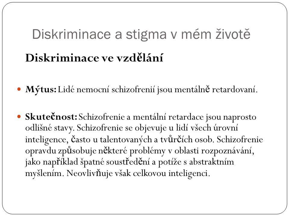 Další informace www.stopstigma.cz