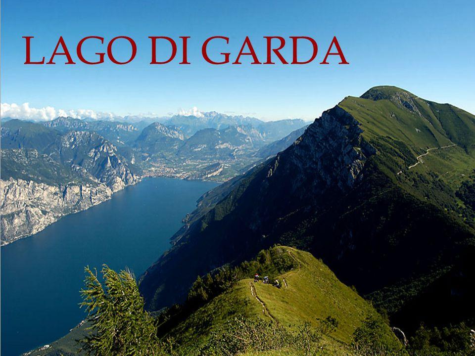 MY na Gardě... kolem jezera cyklistické trasy převýšení i přes 2000m