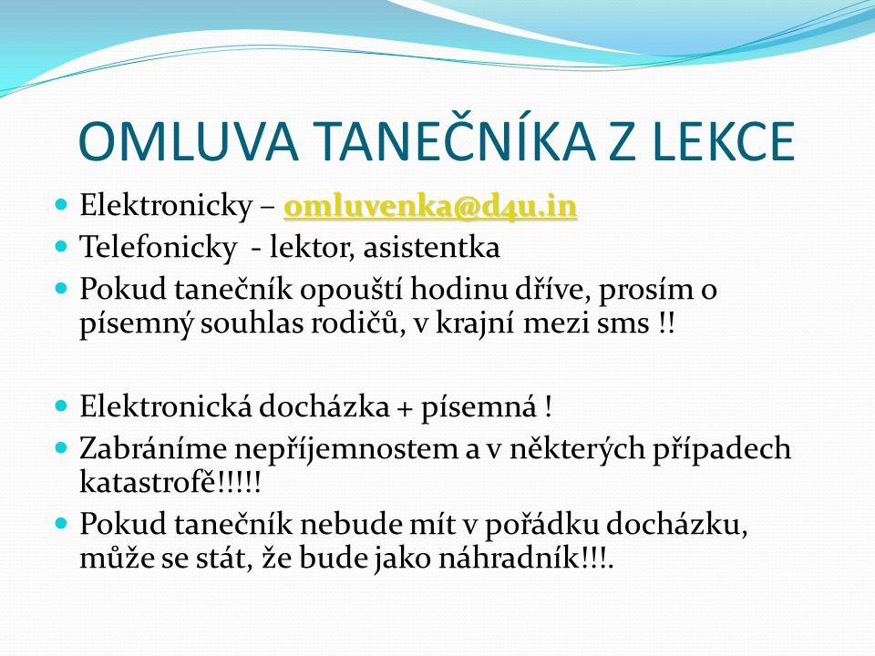 RS KOVO 2011 5x denně strava (snídaně, oběd, svačina, večeře, 2 večeře) Snídaně formou švédských stolů Celé středisko pouze pro DANCERS 4 YOU ČR Termín: 2.7.