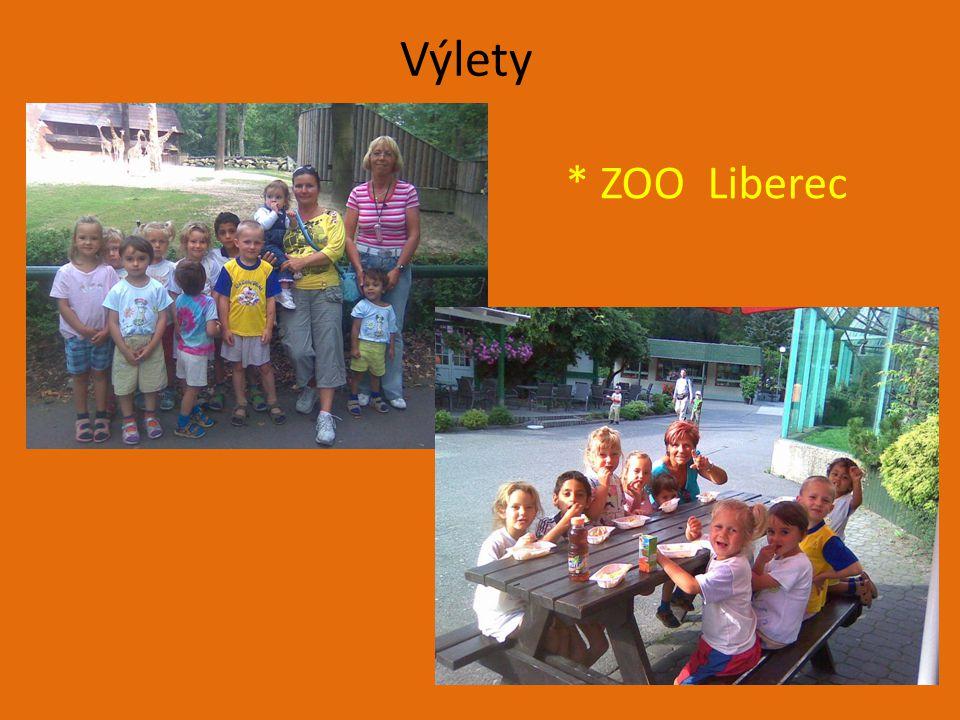 Výlety * ZOO Liberec