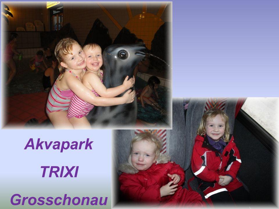 Akvapark TRIXI Grosschonau