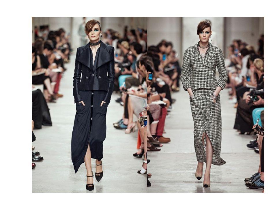 Chanel módní přehlídka
