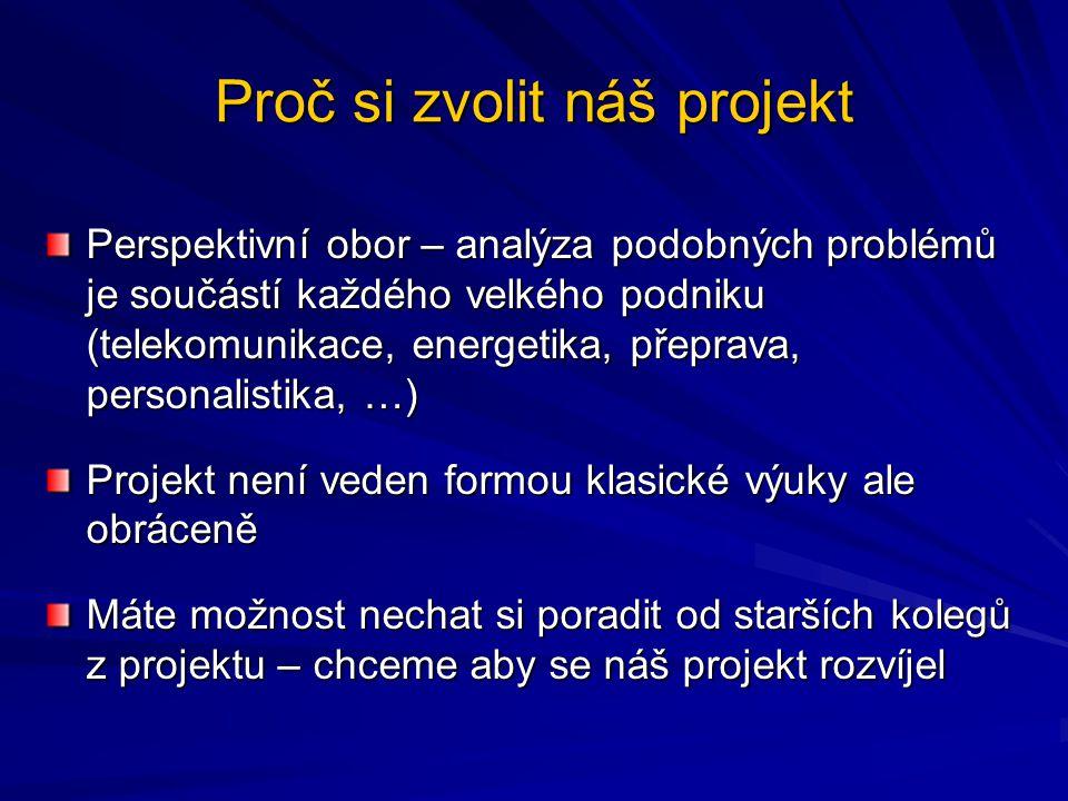 Další informace Přijďte za námi, rádi vám poradíme při rozhodování a zodpovíme vaše dotazy ohledně projektu Podívejte se na stránky našeho projektu http://www.fd.cvut.cz/projects/k611xpo/ http://www.fd.cvut.cz/projects/k611xpo/