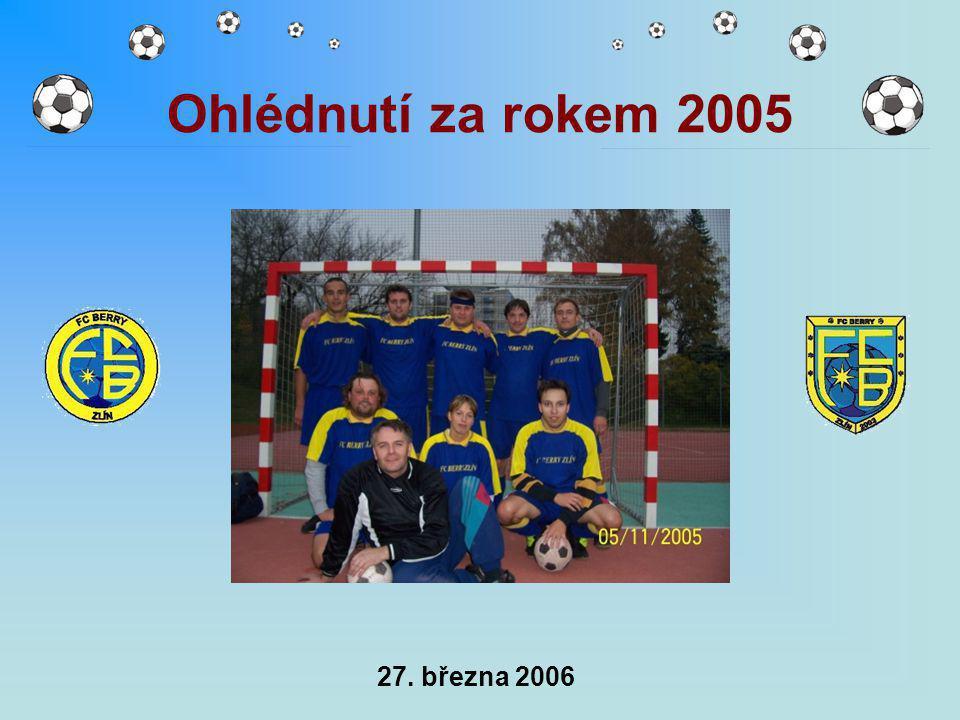 27.března 2006 Ohlédnutí za rokem 2005 Co na vás čeká.