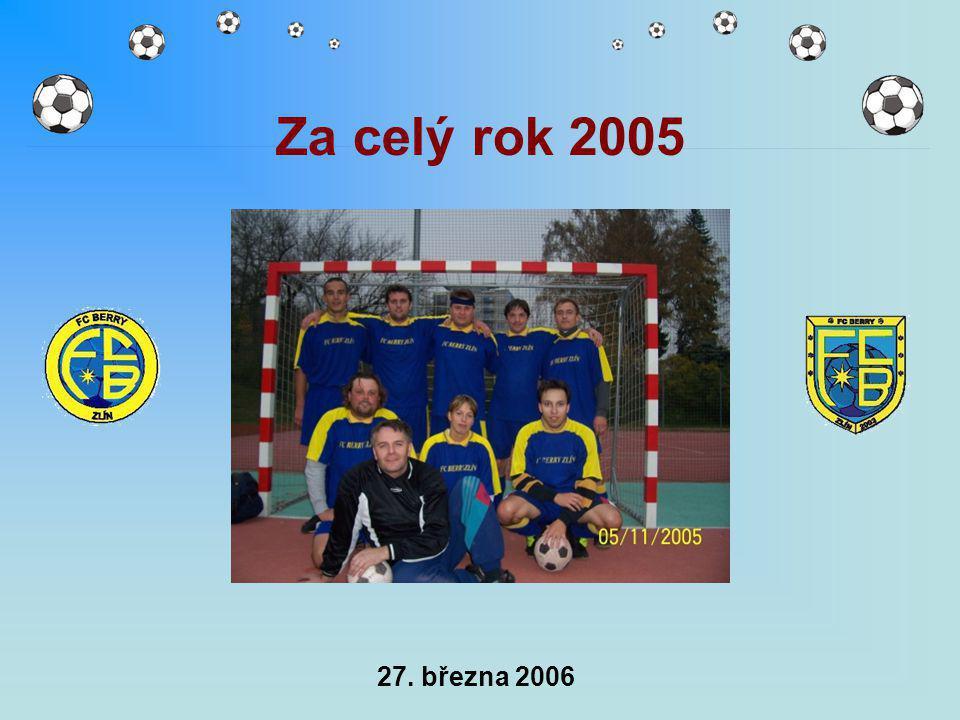 27. března 2006 Za celý rok 2005