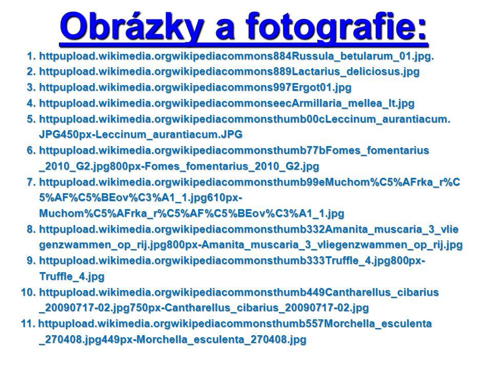 Obrázky a fotografie: 1. httpupload.wikimedia.orgwikipediacommons884Russula_betularum_01.jpg. 1. httpupload.wikimedia.orgwikipediacommons884Russula_be
