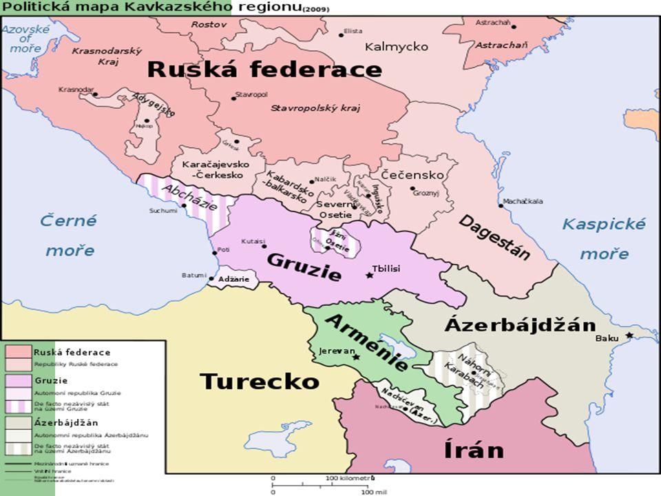 Historie regionu I.