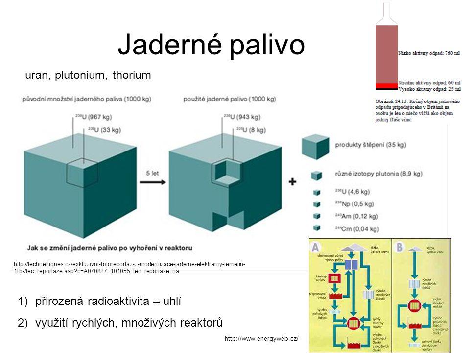 Jaderné palivo http://technet.idnes.cz/exkluzivni-fotoreportaz-z-modernizace-jaderne-elektrarny-temelin- 1fb-/tec_reportaze.asp?c=A070827_101055_tec_r