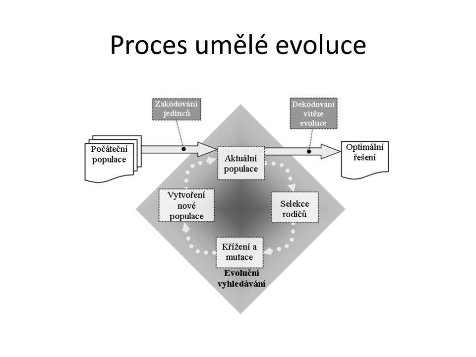 Proces umělé evoluce