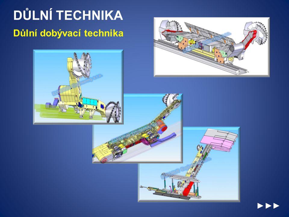 ►►► Dopravní systémy a výrobní linky pásový dopravník dopadová stolice výrobní linka výsypná hlava