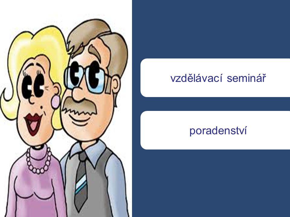 vzdělávací seminář poradenství