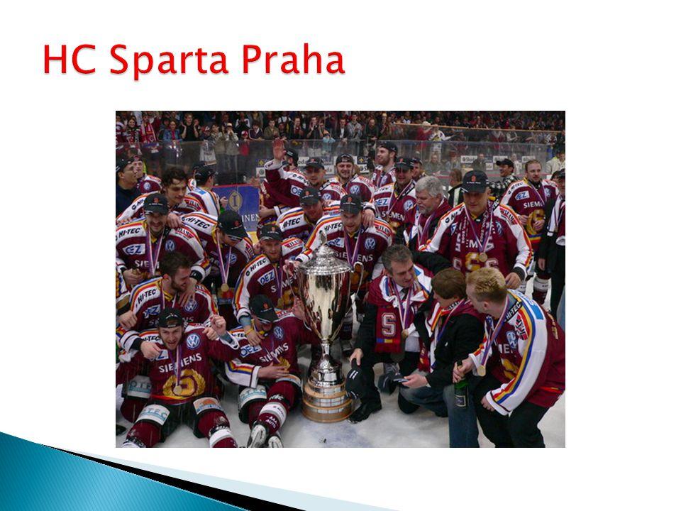 NĚKOLIK ÚDAJŮ  Rok založení: 1903  Poslední mistrovské tituly:2001- 02,2005-2006 a 2006-2007  Již od roku 1951nechybí v nejvyšší české hokejové lize