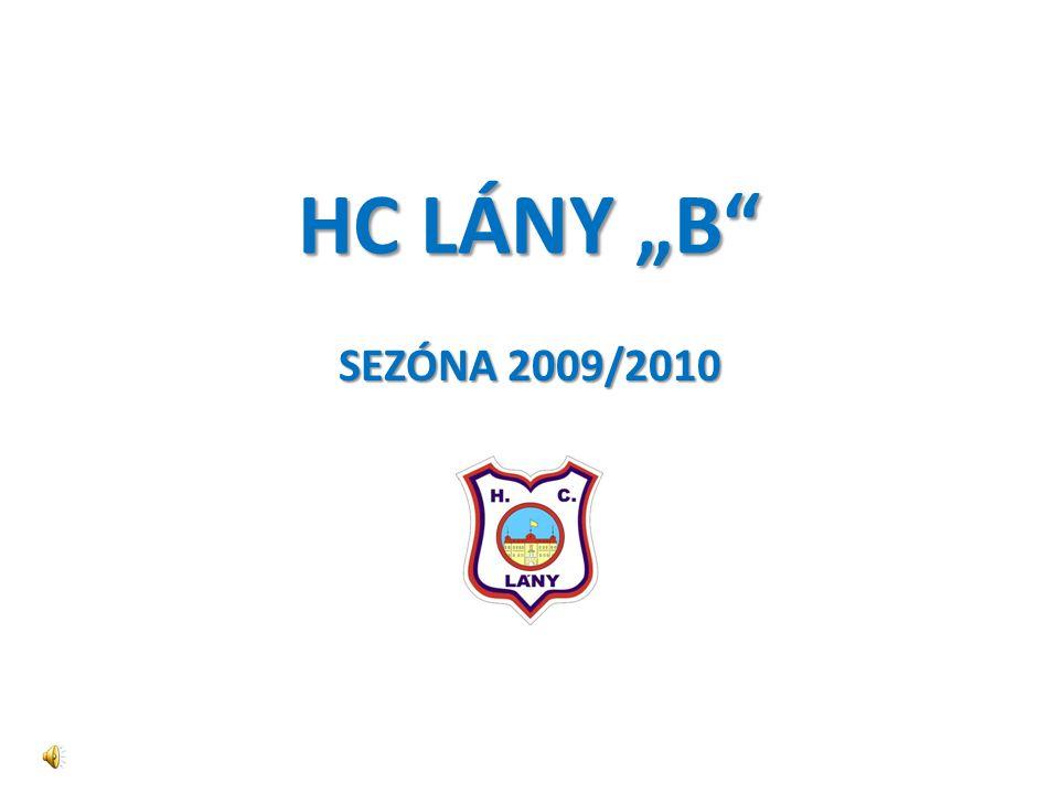 """HC LÁNY """"B SEZÓNA 2009/2010"""