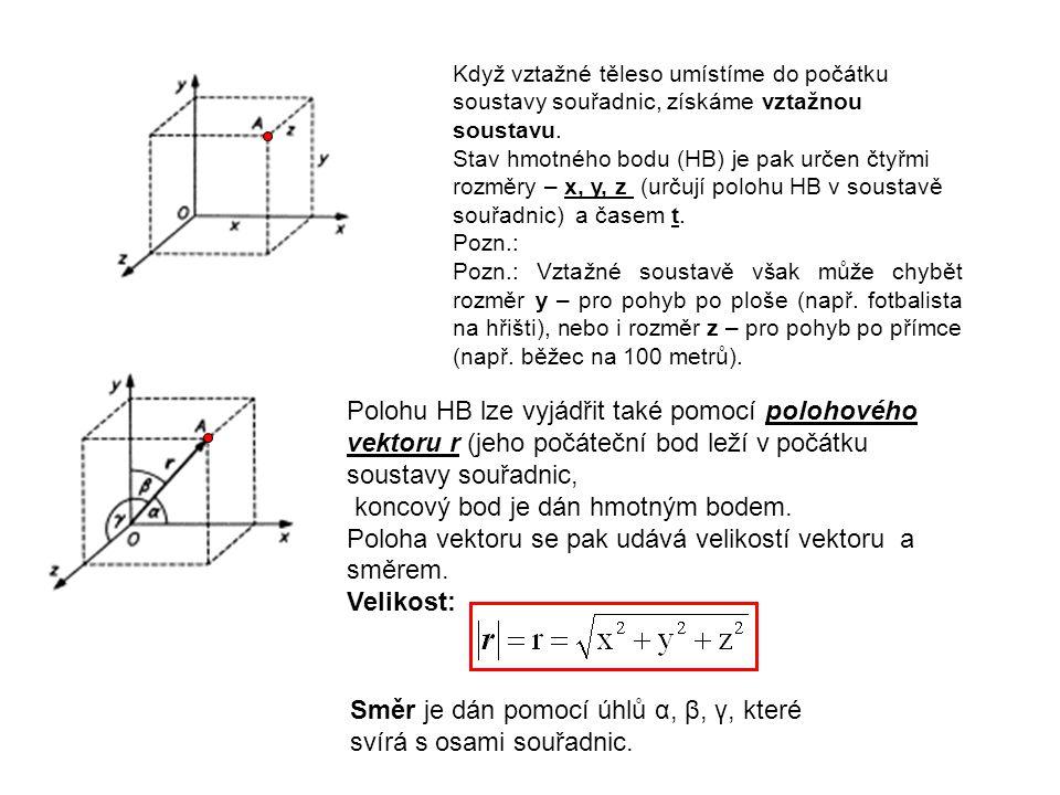 Při rovnoměrném pohybu po kružnici se nemění velikost rychlosti, ale mění se směr.