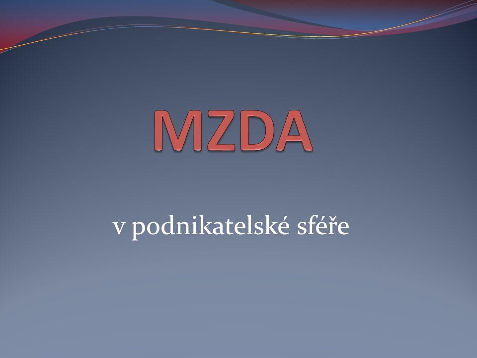 Právní normy ke mzdám: zákoník práce nařízení vlády o minimální mzdě (č.