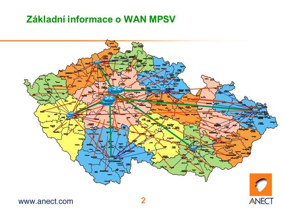 2 Základní informace o WAN MPSV