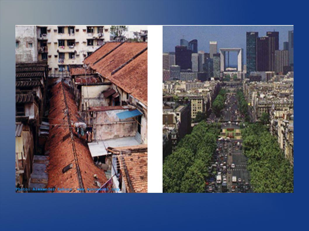 SEVER x JIH Podíl na světové souši 38% x 62% Podíl na obyvatelstvu 22% x 78% Podíl na světovém průmyslovém potenciálu 85% x 15%
