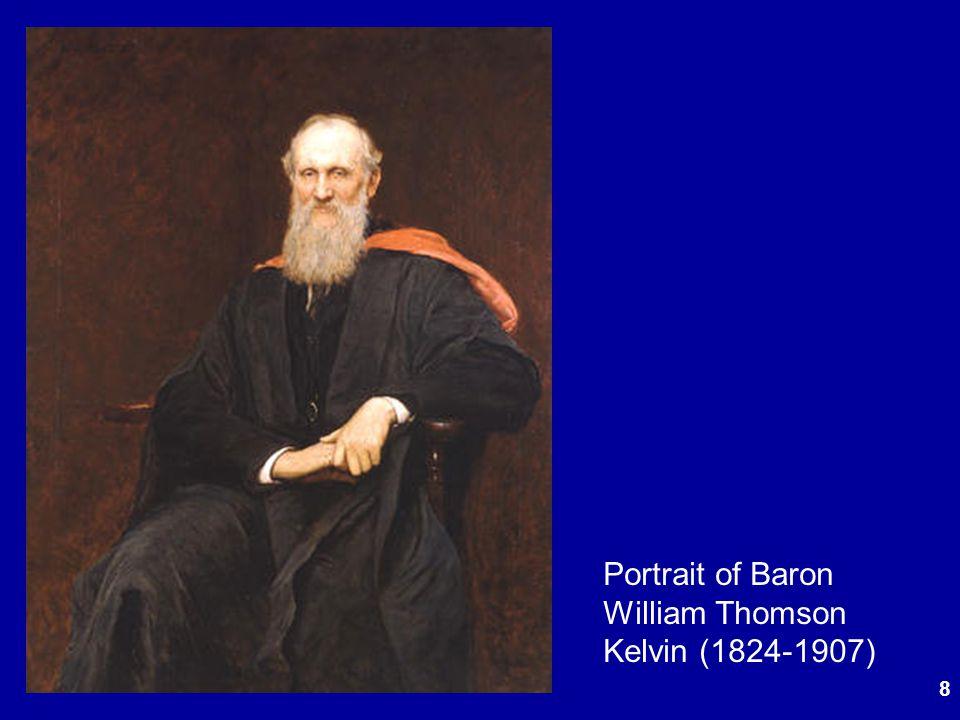 8 Portrait of Baron William Thomson Kelvin (1824-1907)