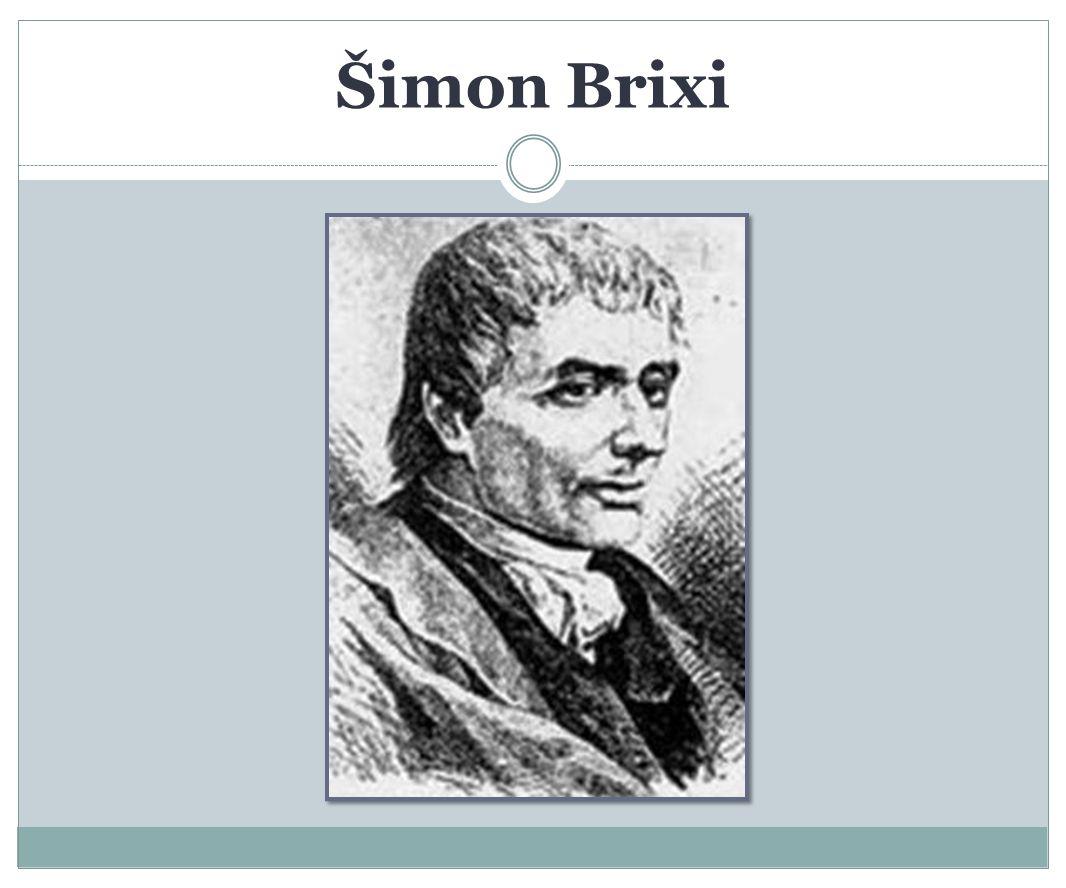 Šimon Brixi