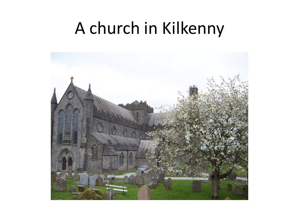 A church in Kilkenny