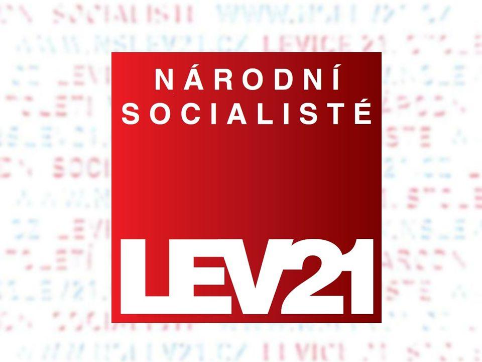 Katastrofální krize důvěry v systém implementace strukturálních fondů Jiří Paroubek předseda NS-LEV 21