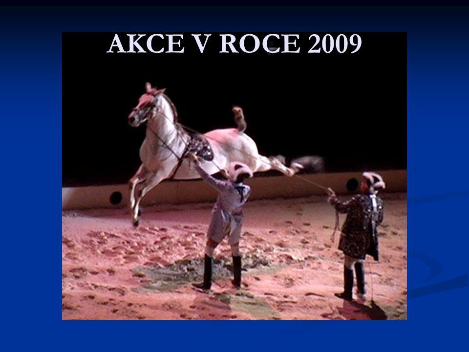 AKCE V ROCE 2009
